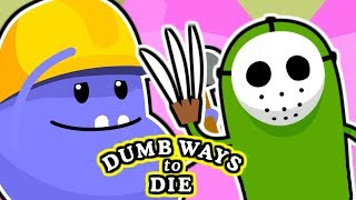 SO EDGY... | Dumb Ways to Die 3: World Tour (iOS Gameplay Video)