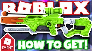 [EVENT] How to get the NERF ZOMBIE STRIKE DREADBOLT | Roblox Hallow's Eve 2017: A Tale of Lost Souls