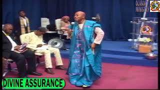 Divine Assurance By Pastor Israel Olubori