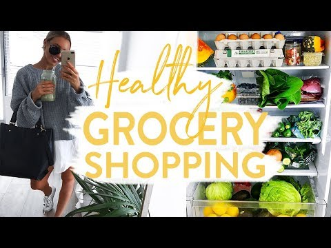WHAT I EAT GROCERY HAUL | Come Grocery Shopping With Me | HEALTHY