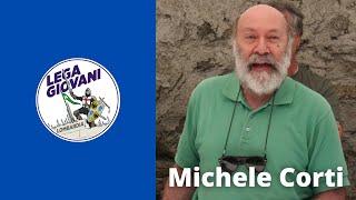 Conferenza Lega Giovani Lombardia - Michele Corti