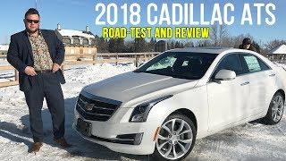 2018 Cadillac ATS Premium 3.6 AWD (Road-Test, Review & More!) | McNaught Monday