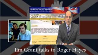 Roger Hayes and Jim Grant - BEYOND THE NEWS 30th January 2013 PART 2 Thumbnail