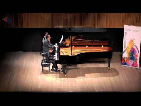 2018 CMC National Final -9 year old Piano by Gavin Ye