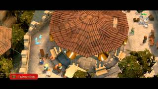 LEGO The Hobbit PC Gameplay #2 | 1080p