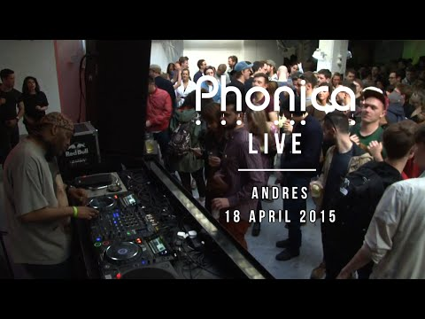 Andrés DJ set at Phonica (RSD 2015)