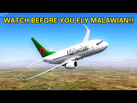 FLIGHT FROM HELL?? Why I will never Fly MALAWIAN AIRLINES