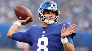 The Voice of REason: If Eli Starts to Flag, Give Daniel Jones a Shot   The Rich Eisen Show   8/23/19