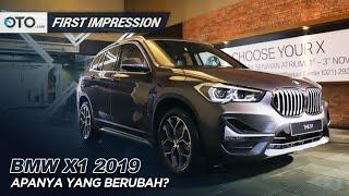 BMW X1 2019 | First Impression | Apa Saja Ubahannya? | OTO com