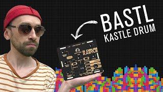 Bastl Kastle Drum - карманная 8-битная драм-машина!