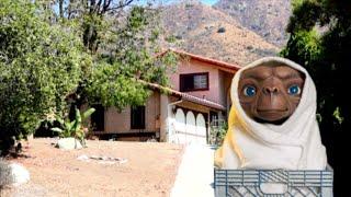 #1163 E.T. The EXTRA-TERRESTRIAL - Filming Locations - SPIELBERG - Jordan Travel Vlog (10/13/19)