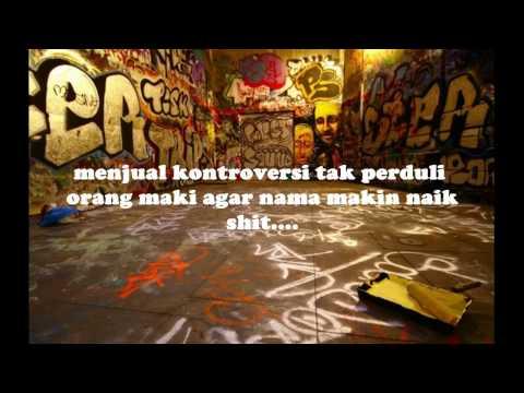ECKO SHOW - Kasih Pica (ft ANJAR OX'S)  [Lyric Video]