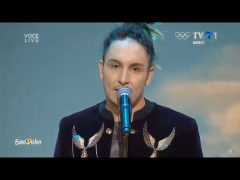 TIRI - Deșert de sentimente   Semifinala Eurovision 2018 de la Salina Turda