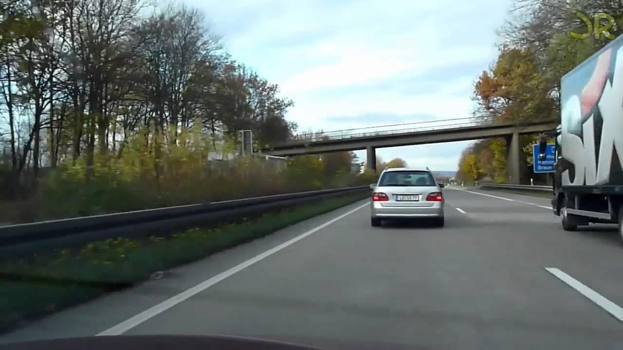drivers view autobahn von mannheim nach rostock in echtzeit 6 std youtube. Black Bedroom Furniture Sets. Home Design Ideas
