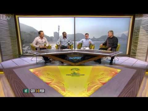 Adrian Chiles gets mugged right off
