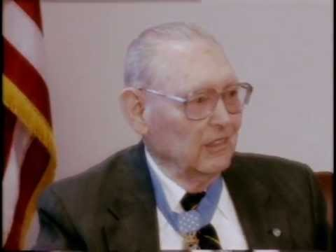 William Crawford, Medal of Honor, WWII