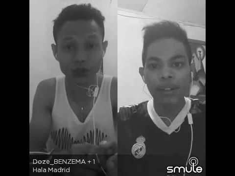 Onny Lede Ft. Doze Benzema - Hala Madrid y Nada Más (Smule Karaoke)