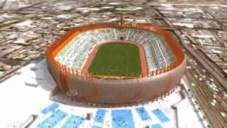 Remodelacion del estadio nacional de lima.