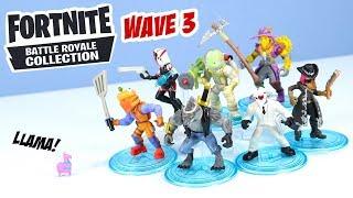 Fortnite Toys Battle Royale Collection Mini Action Figures Wave 3 Moose
