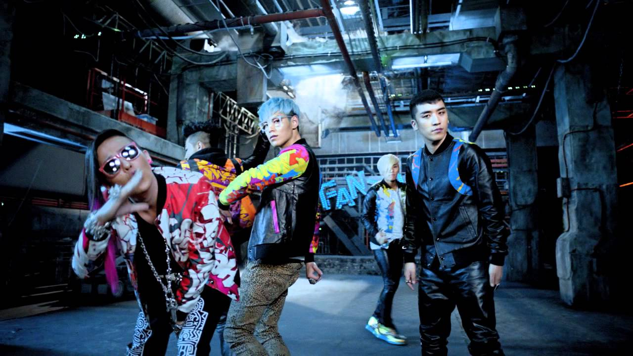 bigbang fantastic baby album - photo #11