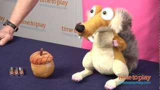 Ice Age 4: Continental Drift Shivering Scrat from Just Play
