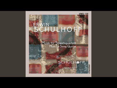 Divertimento for String Quartet, Op. 14: I. Lebhaft