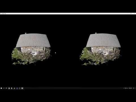 Vulkan Graphics API - Pincushion and Barrel Distortion Simulation - VR