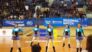 Slash Dance on Pocari Sweat futsal&dance competition 2015 | 2nd place | SMA N 11 Semarang