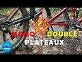 Mono Vs Double plateaux - Quelle transmission VTT choisir? [enDHuro Battle]