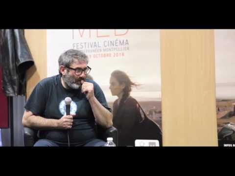 Rencontre avec Sergi Lopez. Cinémed le 23 octobre 2016 (version intégrale de 35 min)