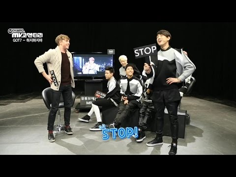 [MV Commentary] MPD&줄리안 GOT7-하지하지마(Stop Stop it)
