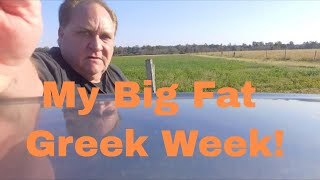 My Big Fat Greek Week | How to drone like a pro! Whats on this week in a nutshell - Working, flying drones, a visit to the dentist, cafe's with friends, and the best ...