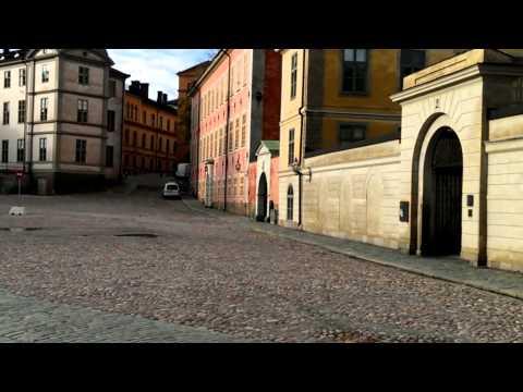 Stockholm , Hello !