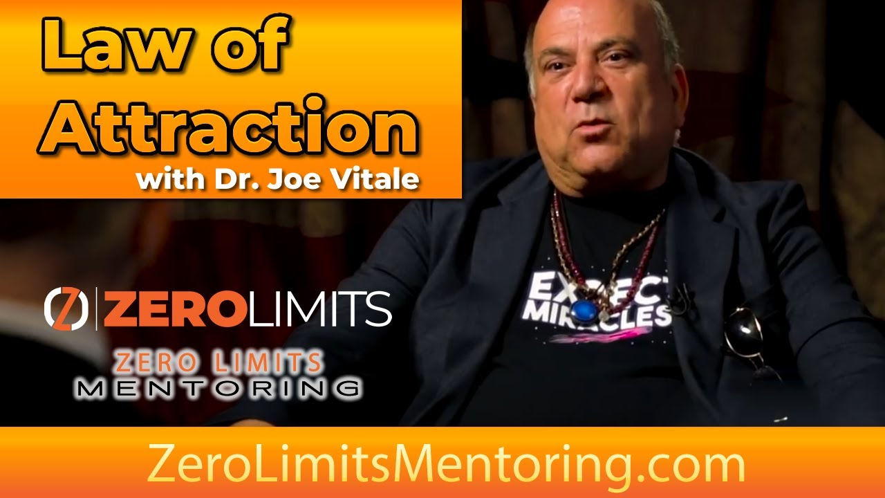 Dr. Joe Vitale - Law of Attraction motivation - Ready to be Rich and Famous