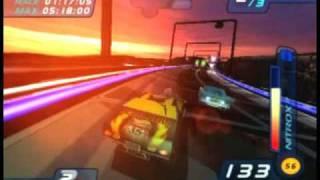 PS2 - Hot Wheels World Race - Gameplay