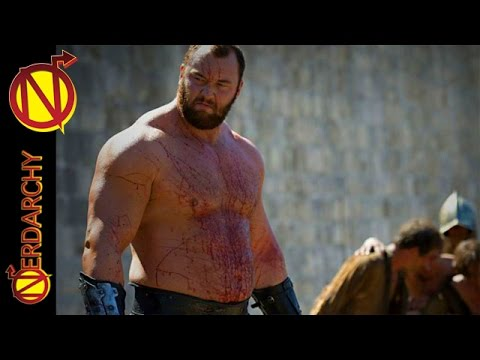 sir gregor clegane the mountain that rides gets d dized 5e dungeons dragons character builds. Black Bedroom Furniture Sets. Home Design Ideas
