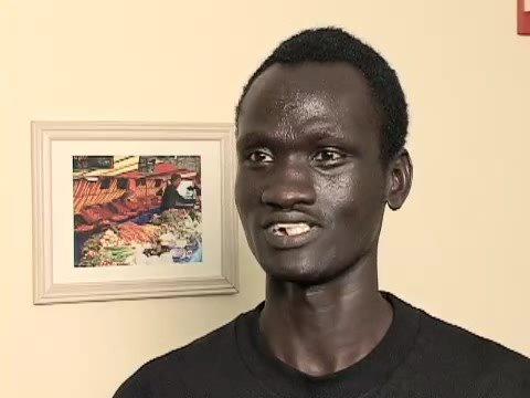 American Students Sponsor Sudanese Scholar