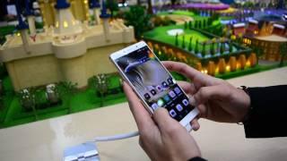 3D снимки със смартфона ZTE Blade
