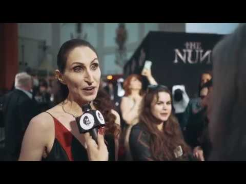 The Nun - Red Carpet Premiere! [ Vixen's Movie Massacre ]