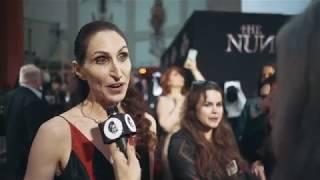 The Nun - Red Carpet Premiere! [ Vixen's Movie Massacre ]