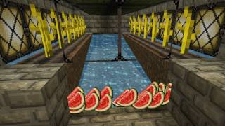 Nice Melons! Farm - Minecraft LP #30