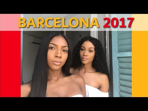 Two black girls in Barcelona | 2017 | Vlog