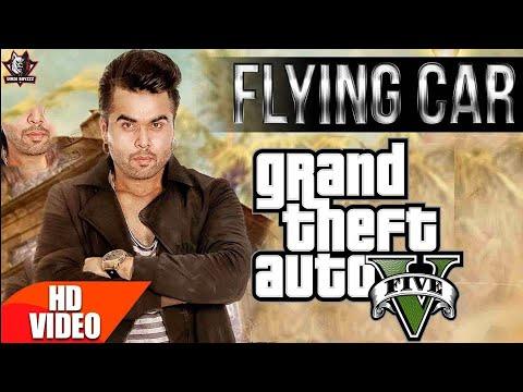 Flying Car (Full GTA 5 Song) | Ninja Ft. Sultaan | Latest Punjabi Song 2016 | Speed Records