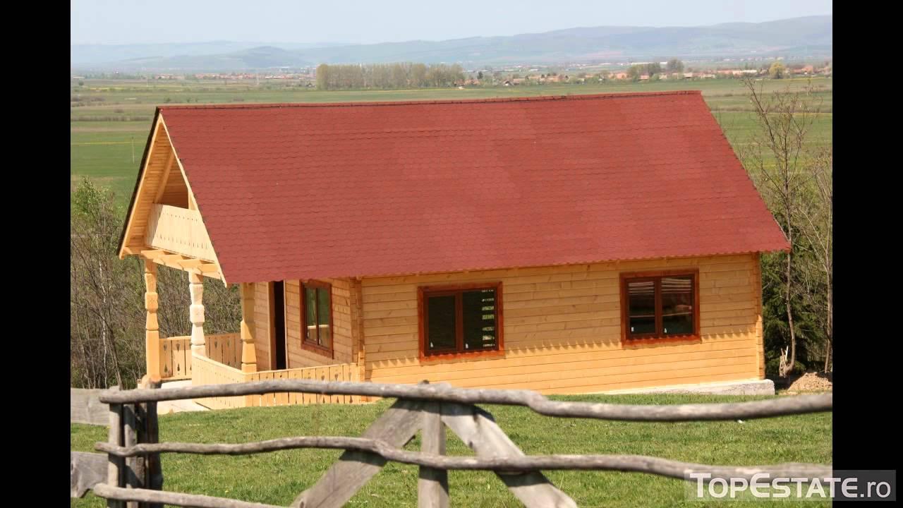 Vanzare casa cu 90 m teren zona centru covasna vanzare for Case de lemn pret 10000 euro