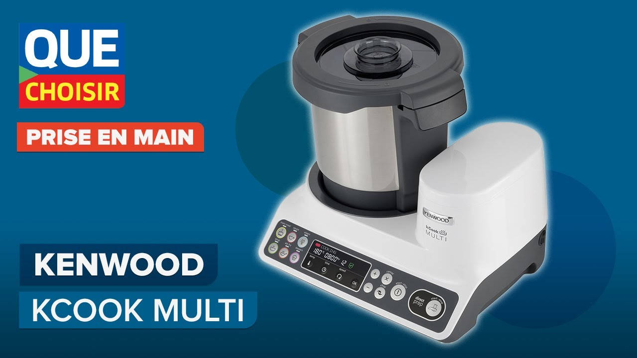 Kenwood KCook Multi   Prise En Main