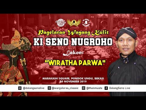 #LiveStreaming KI SENO NUGROHO - WIROTOPARWO