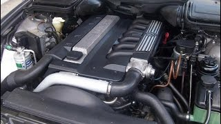 Подробный осмотр  БМВ 525 TDS, с небольшими покатушками или БАШ НА БАШ)(В этом видео осматриваем и обмениваем нашего старого знакомого- Форд Проуб на БМВ 525 TDS. Оставляйте ваши..., 2015-02-21T16:16:29.000Z)