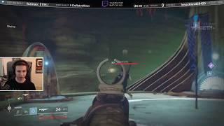 Destiny 2 Beta / QUICK 18.0 Efficiency Match