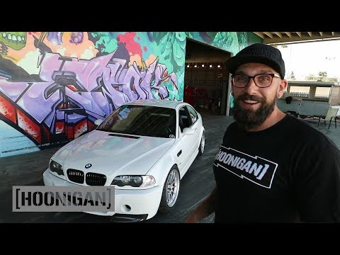 [HOONIGAN] DT 044: Vin's E46 M3 is Track Ready