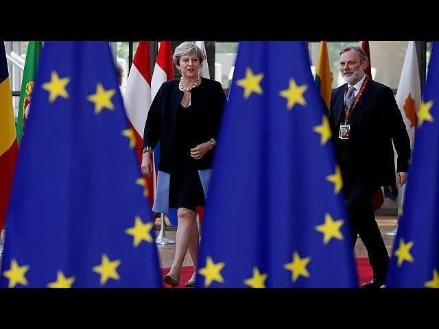"""Саммит ЕС открылся на """"оптимистичной"""" ноте"""